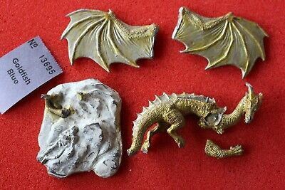 Grenadier Models 9906 Golden War Dragon Metal Painted Julie Guthrie Fantasy OOP • 29.99£