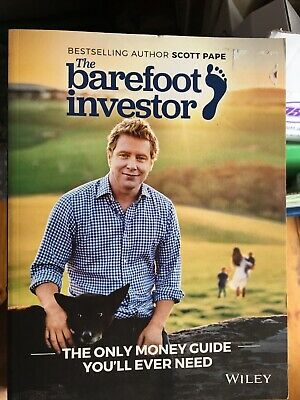 AU24.95 • Buy The Barefoot Investor Book 2019 Scott Pape The Only Money Guide You'll Ever Need