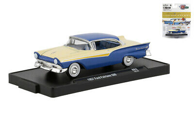 $ CDN15 • Buy M2 Machines Auto Drivers 1957 Ford Fairlane 500 Release 63 19-27 Only 6,800