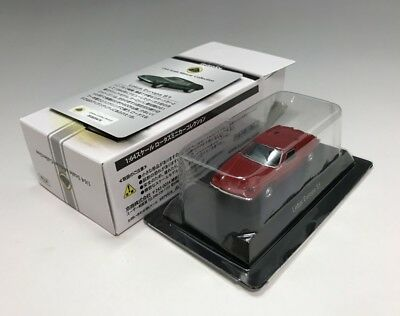 $ CDN1.29 • Buy KYOSHO 1:64 Lotus Mini Car Collection Europa S1 Red Diecast Japan 002