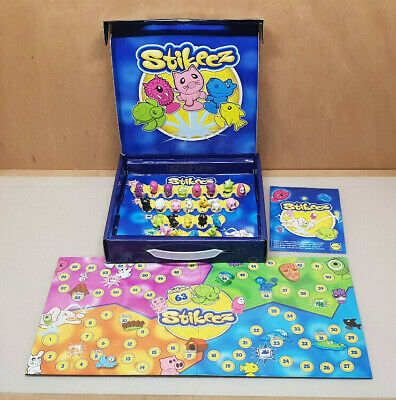 Stikeez Lidl 2014 Box Games Full/Complete • 14.26£