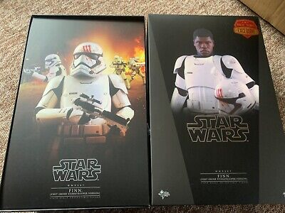 $1.29 • Buy Hot Toys Finn First Order Stormtrooper Version Star Wars Mms 367 Box