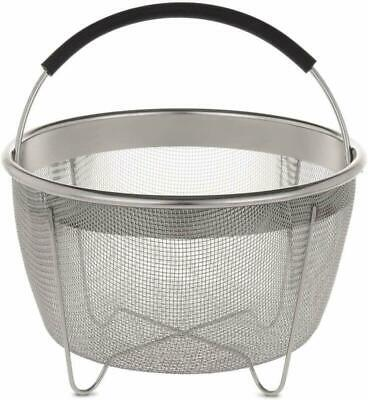 $ CDN22.46 • Buy Aozita Steamer Basket For Instant Pot Accessories 3 Qt Only- Stainless Steel Ste