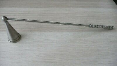 Silver Plated Candle Snuffer • 9.99£