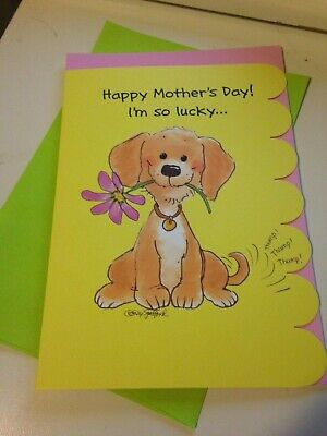 $2.50 • Buy Suzys Zoo Mothers Day  Greeting Card & Envelope