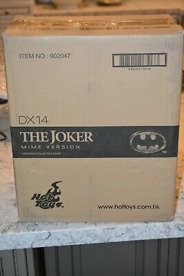 $ CDN515.68 • Buy Hot Toys Sideshow Deluxe Edition DX14 1/6 The Joker, 1989 Mime Version, NISB