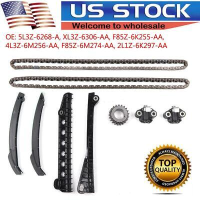$69.43 • Buy Timing Chain Kit For 05-14 FORD EXPEDITION/LINCOLN NAVIGATOR 5.4L 330CID V8 SOHC