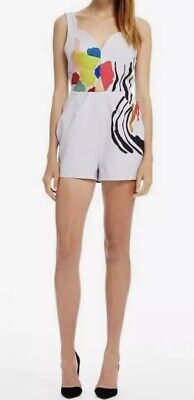 AU30 • Buy Alice Mccall Playground Playsuit In Lilac Size 8