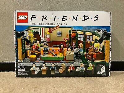 $85 • Buy Brand New Unopened Box Lego Ideas  Central Perk # 21319