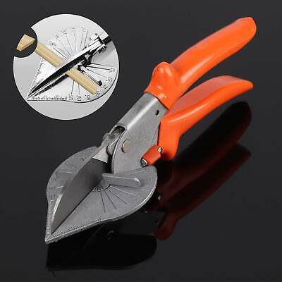 £8.79 • Buy Adjustable 45-135 Degree Angle Miter Cutter Shear Scissors Branch Trim Tool