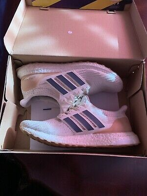 $ CDN105.17 • Buy Mens Adidas Ultra Boost 3.0 4.0 Size 11.5 Cloud White Very Good Condition