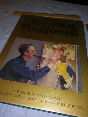 $ CDN20.73 • Buy The Best Of Norman Rockwell Hardcover Book With Dust Cover 1953
