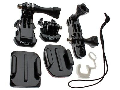 AU34.95 • Buy GoPro Genuine Accessories Grab Bag Spare Parts And Mounts Go Pro Action Camera