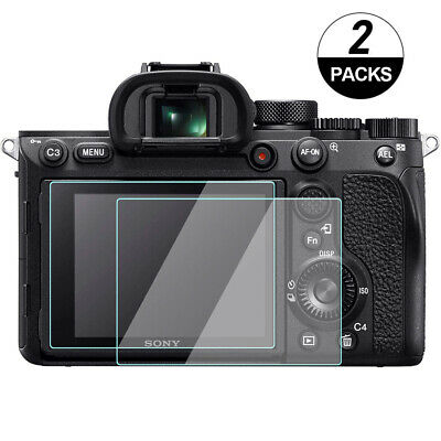$ CDN10.19 • Buy Sony A7III A7RIII ARM2 Screen Protector Glass Tempered Protective Film-(2 Packs)