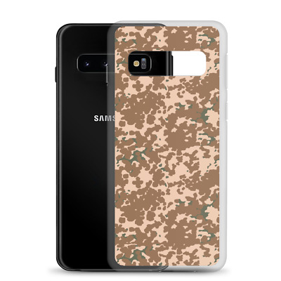 $24.95 • Buy Danish M84 Desert Camouflage Samsung Galaxy S7 To S10+ Phone Cases