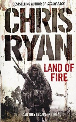 *SIGNED* Land Of Fire [Paperback] Ryan, Chris • 4.80£