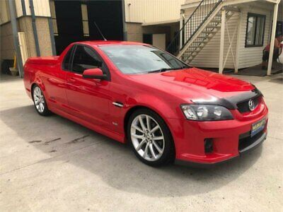 AU19950 • Buy 2009 Holden Ute VE SS Red Manual M Utility