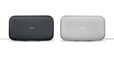 AU666.80 • Buy Google - Home Max - Smart Speaker With Google Assistant Brand Nwew