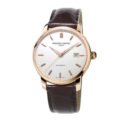 $3999.95 • Buy NEW Frederique Constant FC-316V5B9 Gents 18k Rose-Gold Leather Automatic Watch
