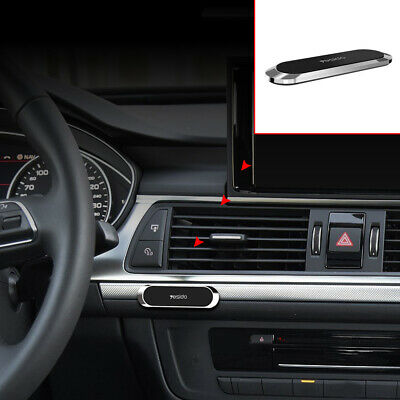 $3.10 • Buy Magnetic Car Phone Holder Stand For IPhone Samsung Magnet Mount Accessories