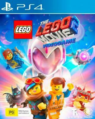 AU34.99 • Buy The Lego Movie 2 Videogame PS4 FREE POST !