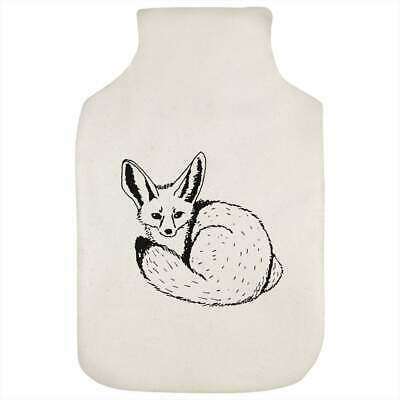 'Fennec Fox' Hot Water Bottle Cover (HW00005346) • 12.99£