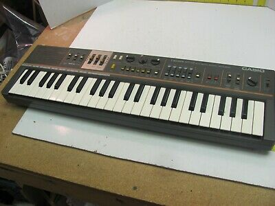 $89.99 • Buy Vintage Casio Casiotone MT-68 Electronic Synthesizer Keyboard - Tested