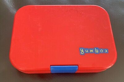 AU9.95 • Buy Yumbox Panino Leakproof Bento Lunch Box Container For Kids & Adults...