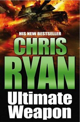 *SIGNED* Ultimate Weapon [Hardcover] Ryan, Chris • 4.50£