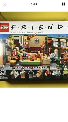 $99.99 • Buy Lego Friends Central Perk 21319 Brand New IN HAND