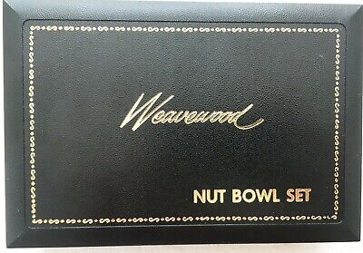 $7.99 • Buy Weavewood Nut Bowl  Set Bowl Not Included