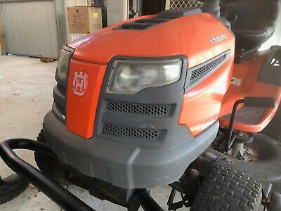 AU1300 • Buy Ride On Mower Husqvarna   LTH2142 2010 Model