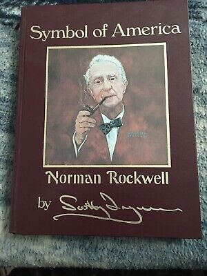$ CDN70.17 • Buy Symbol Of America Norman Rockwell By Scott Ingram 1982 Signed First Edition#1058