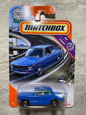 $2.55 • Buy '69 BMW 2002 | MBX Highway #50 | Matchbox 2020