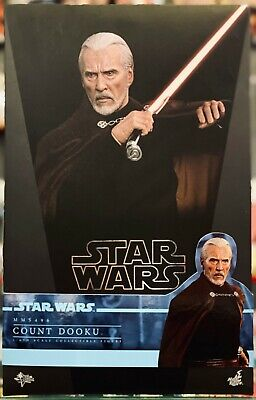 $ CDN496.80 • Buy Hot Toys Star Wars Count Dooku Sixth Scale Figure By Hot Toys MMS496