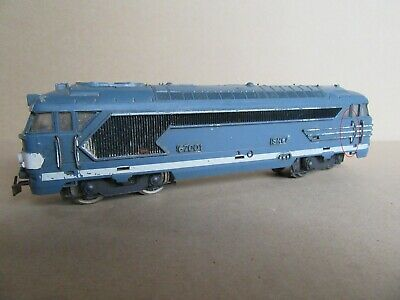 AU56.18 • Buy 7M Jouef France Ho Locomotive BB 67001 SNCF Tested Working