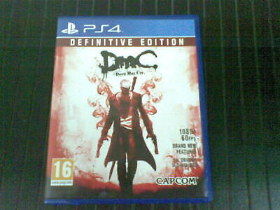 AU27 • Buy Devil May Cry Definitive Edition     Ps4  Playstation 4