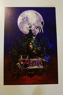 $10.99 • Buy The Legend Of Zelda Majoras Mask Poster 12x18