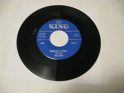 **Mac Curtis/ Grandaddy's Rockin'/ King/ 1973 Re-issue/ Rockabilly Bopper • 18.39£
