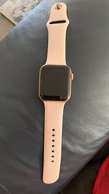 $ CDN566.78 • Buy Apple Watch 4 GPS Cellular 44mm Rosegold, Pink Sand Sport Band.