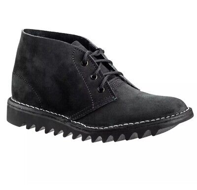 AU139.95 • Buy Rossi Ripple Sole Black Desert Boots Size 6 - Brand New 4046