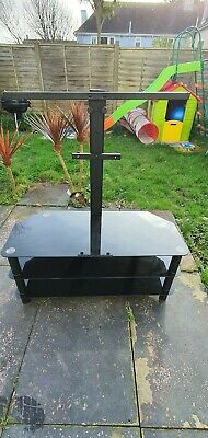 LOGIK  TV Stand With Bracket • 25£