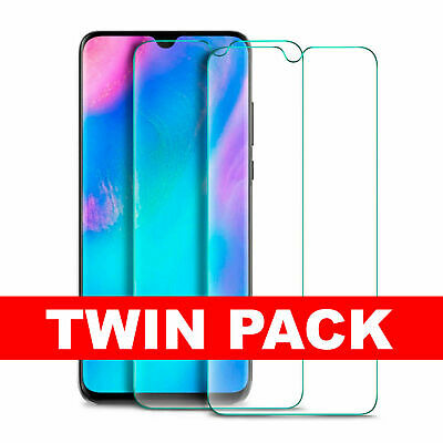 FOR Huawei P20 P30 P40 Pro Lite Protection Tempered Glass Screen Protector NEW • 2.05£