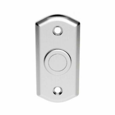 Carlisle Brass Shaped Bell Push Door Bell 74 X 35mm  AQ31 Various Finishes • 9.90£