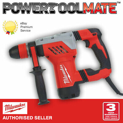 Milwaukee PLH28XE 230v 28mm SDS Plus 3 Mode Hammer Drill • 333.99£