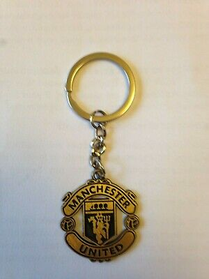 Manchester United Bronze Double Sided Key Ring  • 4.99£