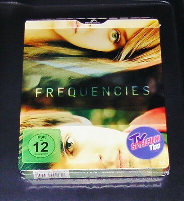 Frequencies Mit Daniel Fraser / Eleanor Wyld Steelbook Edition Blu Ray Neu & Ovp • 13.78£
