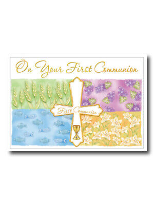 First Holy Communion Money Gift Wallet  • 1.95£