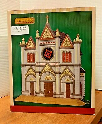 $ CDN82.48 • Buy LEMAX  French Cathedral#25403Lighted Building   2012