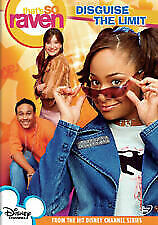 THATS SO RAVEN-DISGUISE THE LIMIT (DVD) Vgc T84 • 14.77£